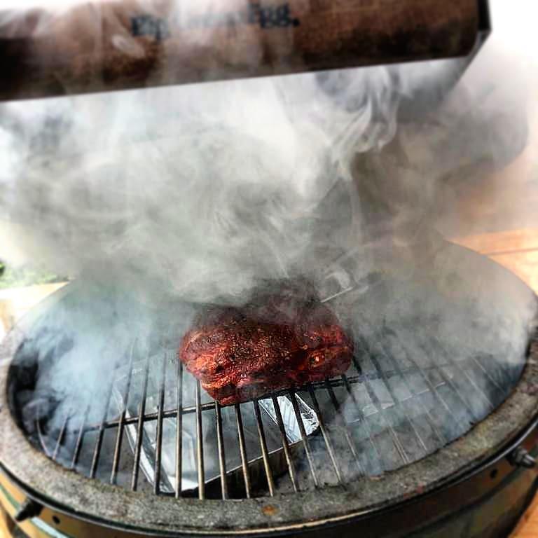 Pulled Pork van de BBQ
